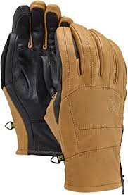 Burton: AK Leather Tech Glove - Raw Hide