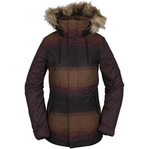 Volcom Snow: Women's Fawn Insulated Jacket