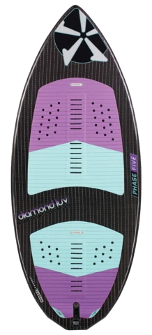 Phase Five: 2021 Womens Diamond Luv Wake Skimboard