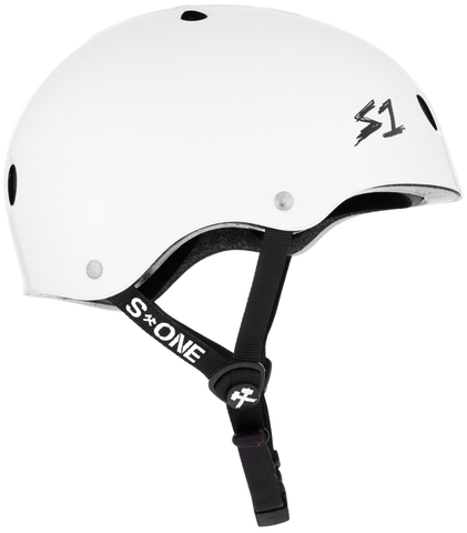 S-One Lifer Helmet White Gloss
