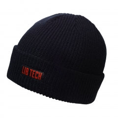 Lib Tech: Captain Beanie - Black