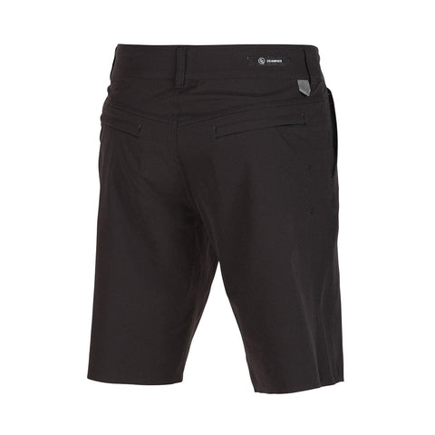 Candy Grind Board Shorts: 314 Fit Heather Black