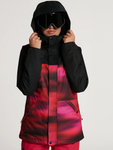 Volcom Snow: Womens Bolt Insulated Jacket - Bright Pink