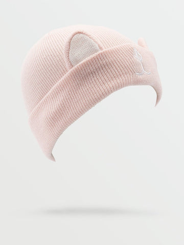 Volcom: Snow Creature Beanie - Faded Pink