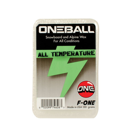 One Ball: F-1 Trick Wax (130g)