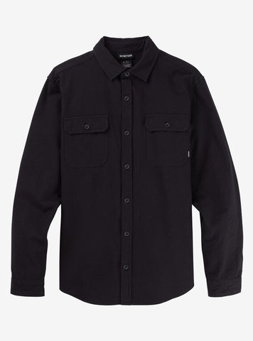 Burton: Brighton Premium Flannel True Black
