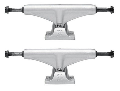 Tensor Maglight Trucks - Silver