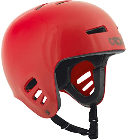 TSG Helmets: Dawn Solid Color - Red