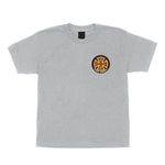 Independent (Youth) 78 Cross T-Shirt - Heather