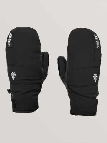 Volcom Snow: Stay Dry GORE-TEX Mitt - Black