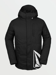 Volcom Snow: 17Forty Insulated Jacket - Black