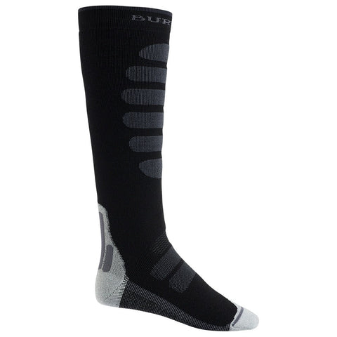 Burton: Performance + Midweight Sock True Black