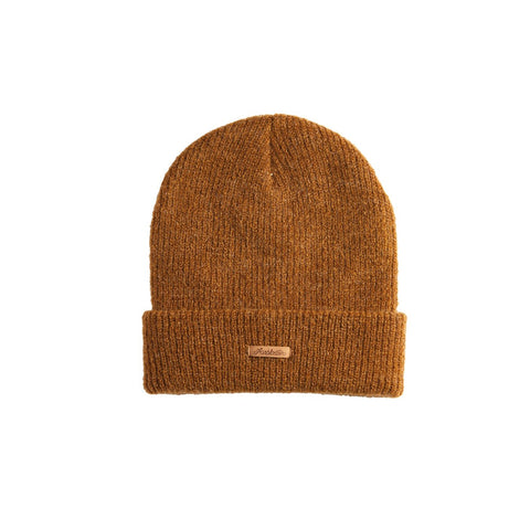 AirBlaster: Nicolette Mohair Beanie - Grizzly