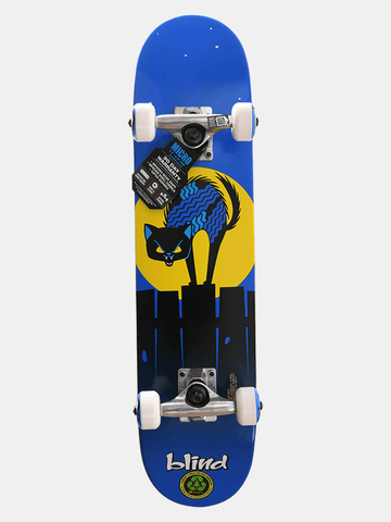 Blind Skateboards: 6.75 Nine Lives Youth Soft Top Complete