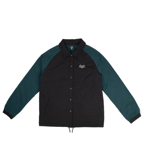 Howl: Premium Coaches Jacket - Black