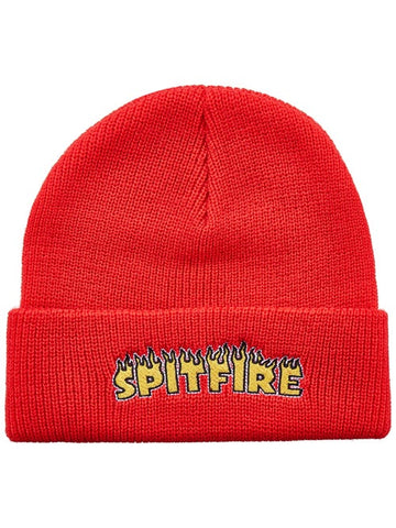 Spitfire: Flash Fire Beanie - Red