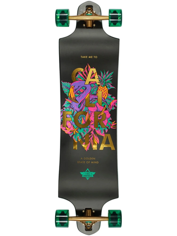 "Duster 38"" Golden State Longboard"