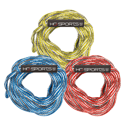 Hyperlite 2K 60Ft Deluxe Tube Rope