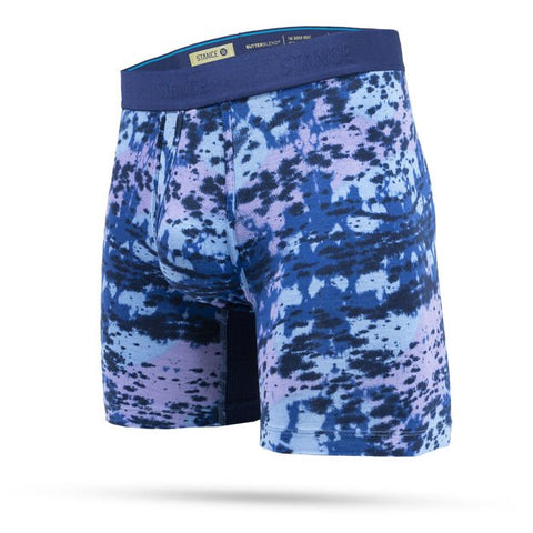 Stance Underwear: Blue Sunshine Wholester - Blue