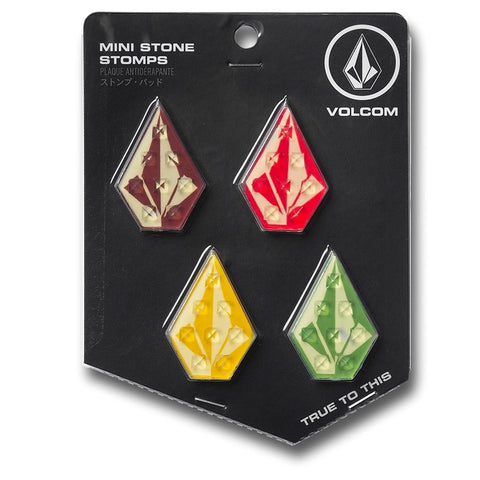 Volcom Mini Stone Stomps - Multi