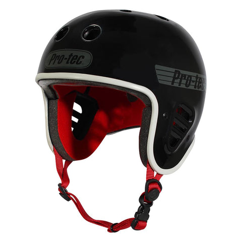Pro-Tec: Full Cut Classic Certified Helmet - Gloss Black