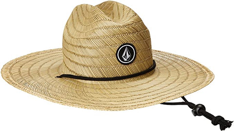 Volcom Quarter Straw Hat - Natural