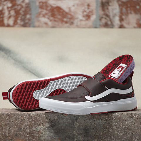 Vans: Kyle Walker Pro 2 - Red/Black