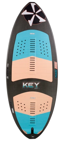 "Phase Five: 2021 The Key 55"" Wake Skimboard"