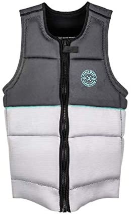 Ronix: Supreme - Athletic Cut - Impact Vest - Grey