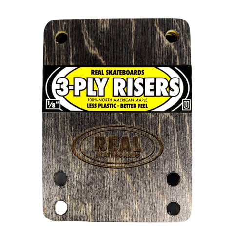Real Skateboards: 3 Ply Riser Pad