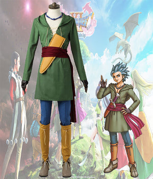 Dragon Quest XI: Echoes Of An Elusive Age Camus Cosplay Costume