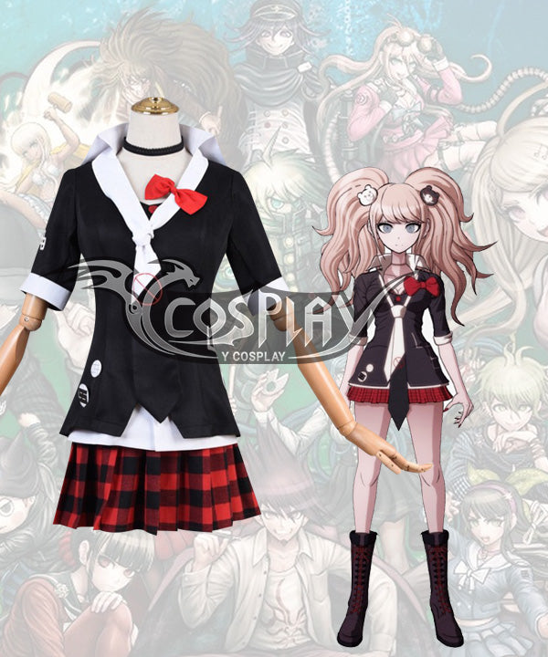 Danganronpa: Trigger Happy Havoc Junko Enoshima Cosplay Costume