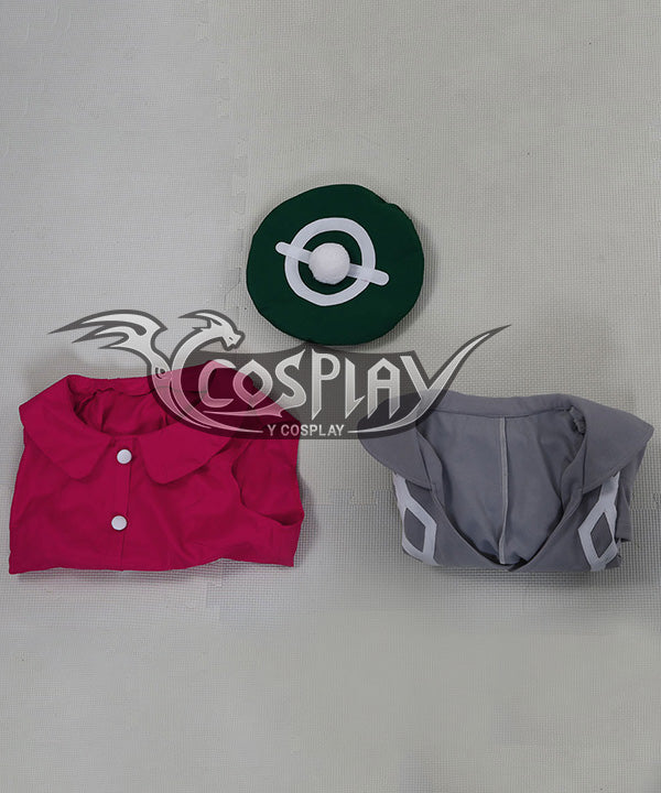 Pokemon Pok¨¦mon Sword and Pok¨¦mon Shield Female Trainer Cosplay Costume