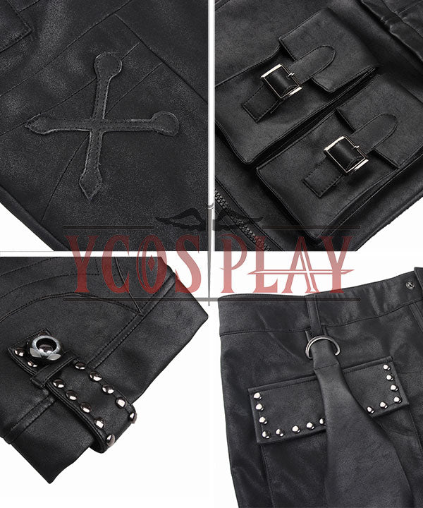Final Fantasy XV Noctis Lucis Caelum Cosplay Costume-Including Boots