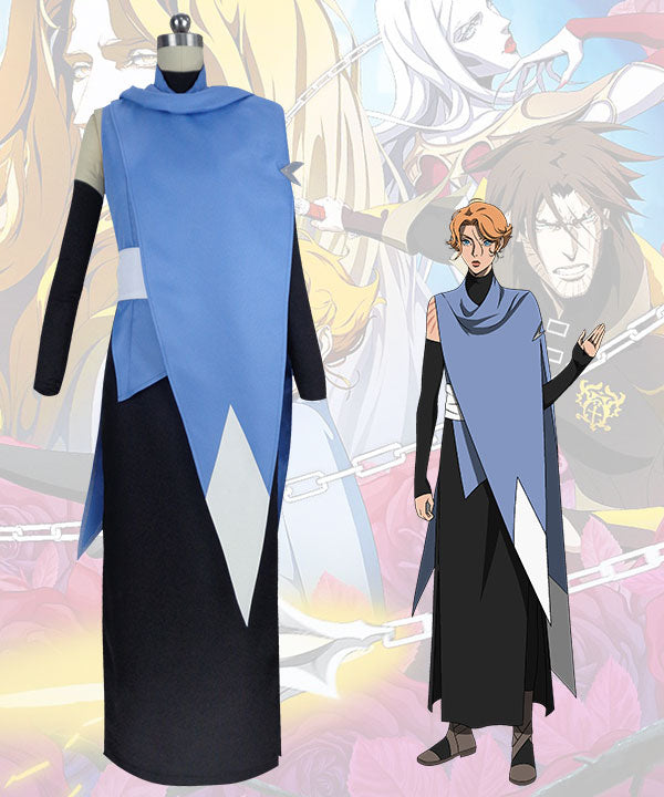 Castlevania Season 3 2020 Anime Sypha Belnades Cosplay Costume
