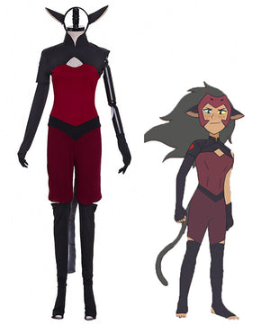 She-Ra and the Princesses of Power Season 4 Catra Cosplay Costume