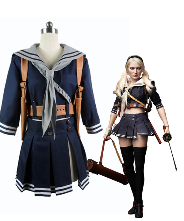 Renders Sucker Punch Babydoll Cosplay Costume