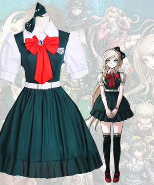 Danganronpa 2: Goodbye Despair Sonia Nevermind Cosplay Costume