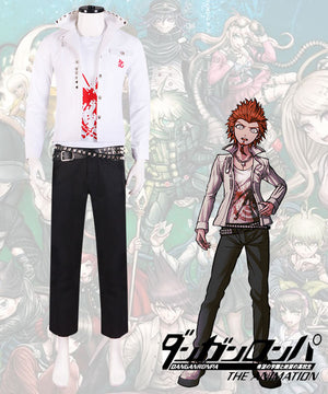 Danganronpa: Trigger Happy Havoc Leon Kuwata Cosplay Costume