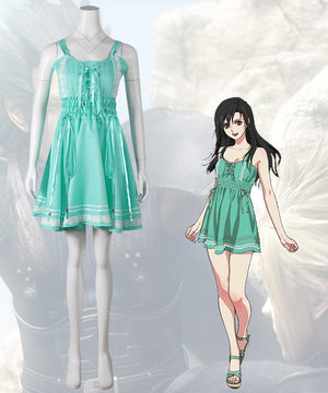 Final Fantasy VII Remake FF7 Tifa Lockhart Young Cosplay Costume