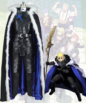 Fire Emblem: Three Houses Dimitri Alexandre Bladud Time Skip Cosplay Costume