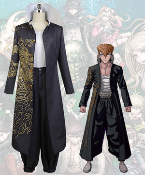 Danganronpa: Trigger Happy Havoc Mondo Owada Cosplay Costume