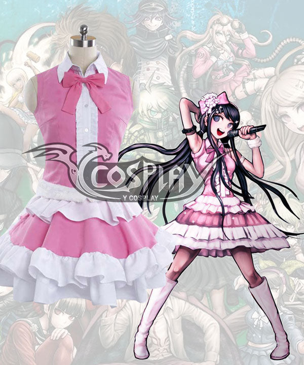 Dangan Ronpa Sayaka Maizono New Edition Cosplay Costume