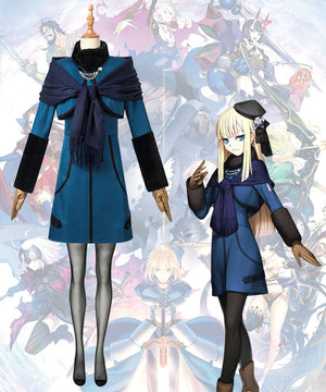 Fate Grand Order FGO Rider Sima Yi Reines El-Melloi Archisorte Grace Note Cosplay Costume