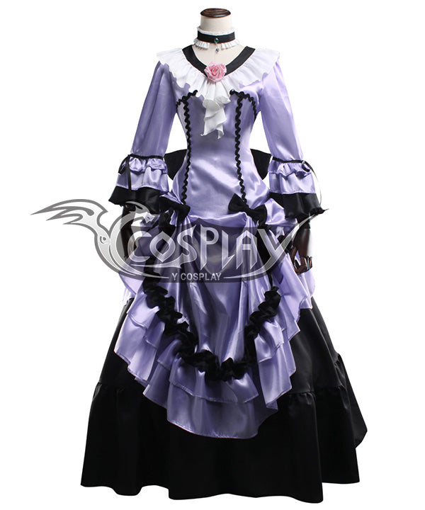 Final Fantasy VII Remake Cloud Strife Girl Ver3 Cosplay Costume
