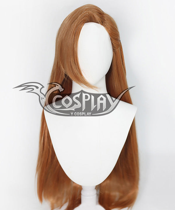 My Next Life as a Villainess: All Routes Lead to Doom! Katarina Claes Brown Cosplay Wig