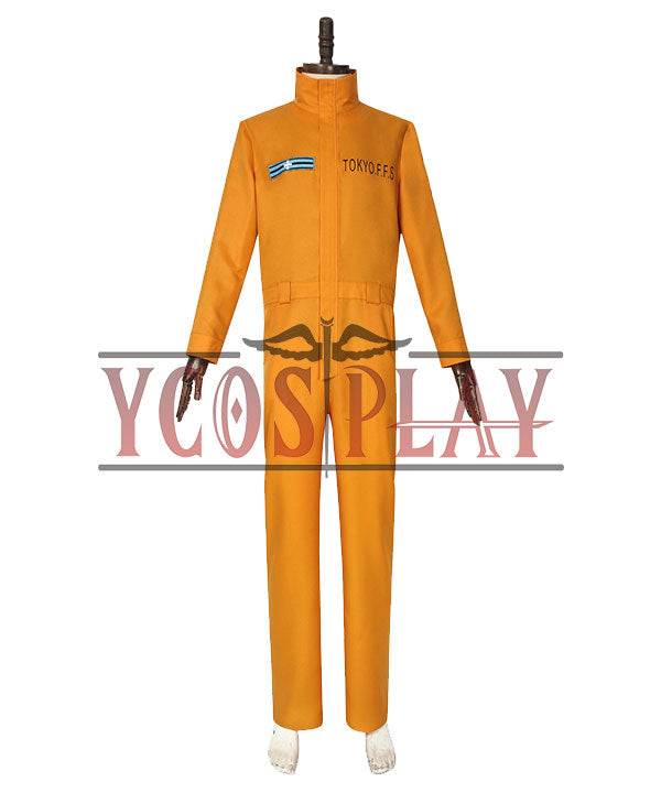 Fire Force Enen No Shouboutai Shinra Kusakabe Arthur Boyle Uniform Cosplay Costume