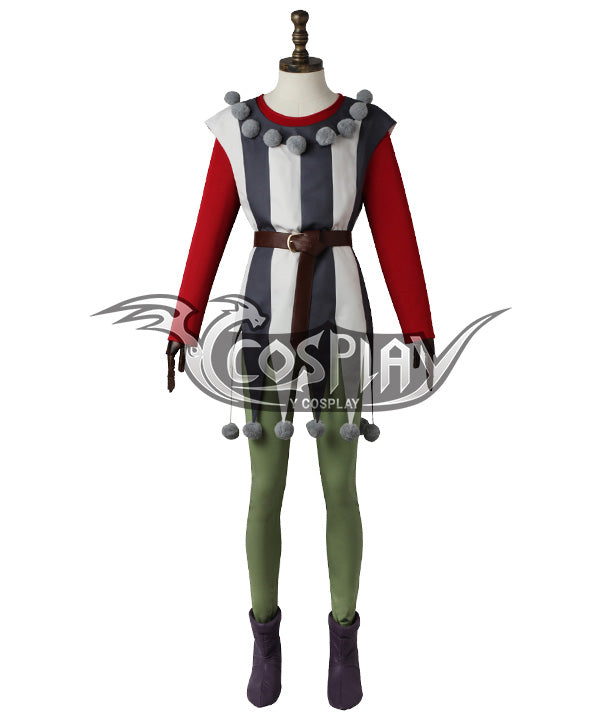 Dragon Quest XI: Echoes of an Elusive Age Sylvia Cosplay Costume
