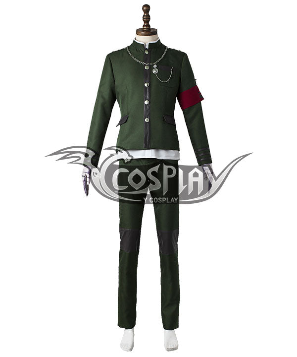 Danganronpa V3: Killing Harmony Korekiyo Shinguji Cosplay Costume
