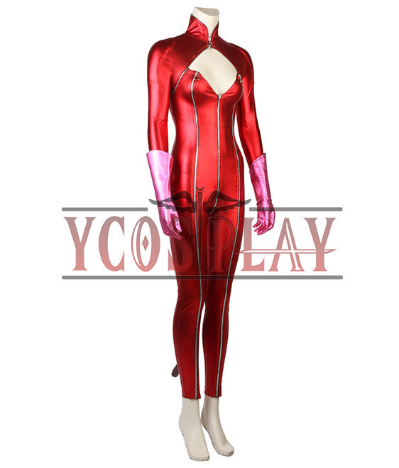 Persona 5 Ann Takamaki Battle Suit Cosplay Costume
